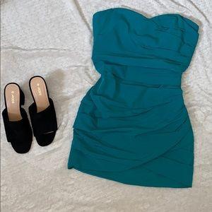 Dress - Teal